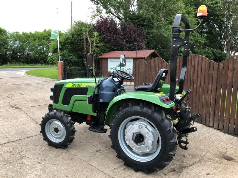 ** BRAND NEW SIROMER RD254 4WD TRACTOR YER 2019 **