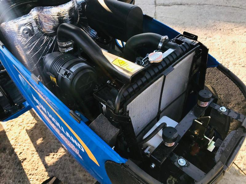 BRANDNEW UNUSED NEW HOLLAND BOOMER 25 4WD COMPACT TRACTOR