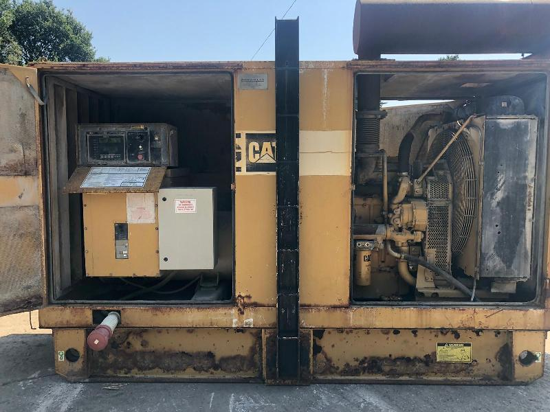CATERPILLAR 3406 GENERATOR SET