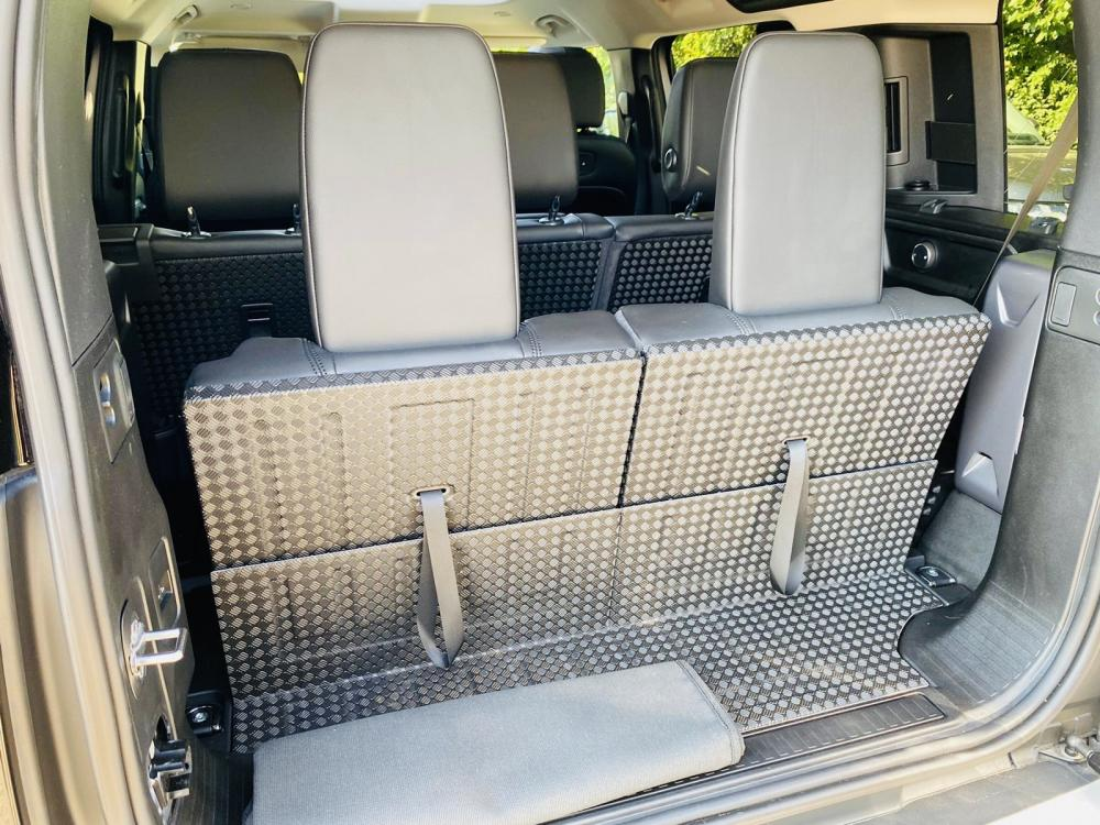 LANDROVER DEFENDER 110 7 SEATER ** 70 PLATE ** C/W BLACK PACK * PLUS VAT *