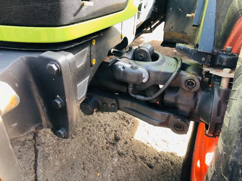 CLAAS ARION 620 4WD TRACTOR C/W FRONT & CAB SUSPENSION  ** YEAR 2009 **