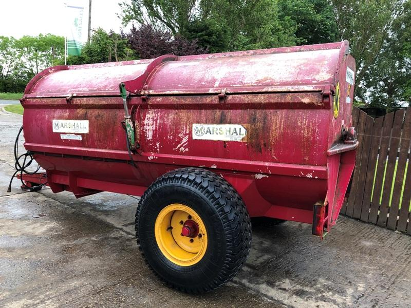 MARSHALL MUCK SPREADER