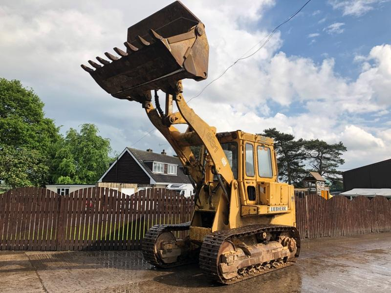 LIEBHERR 631 DROTT CW FOUR IN ONE BUCKET