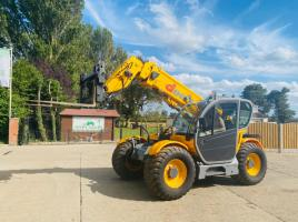 DIECI 185 TELEHANDLER * YEAR 2012 * C/W PICK UP HITCH & FLOTATION TYRES *VIDEO*