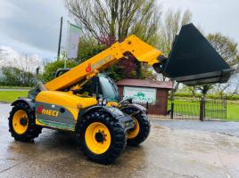 DIECI 26.6 4WD TELEHANDER *YEAR 2012* C/W BRAND NEW UNUSED BUCKET