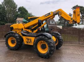 JCB 526S TELEHANDLER ( YEAR 2007 ) * ONLY 5234 HOURS * ( PLEASE SEE VIDEO )