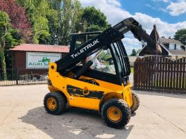 JCB TLT30D 4WD TELETRUCK * YEAR 2004 * PLEASE SEE VIDEO *