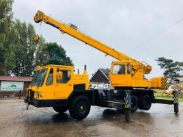 GROVES TMS180 6 WHEEL MOBILE CRANE