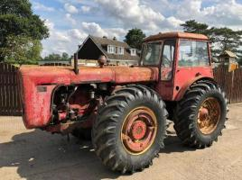 DUTRA 4WD TRACTOR MADE IN SUFFOLK GREAT BRITAIN