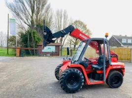 MANITOU BT420 4WD BUGGISCOPIC TELEHANDLER * ONLY 1712 HOUR *