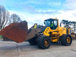 VOLVO L220F LOADING SHOVEL * YEAR 2008 *