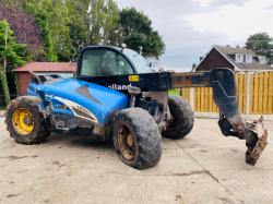 NEW HOLLAND LM5040 TELEHANDLER YEAR 2008 * SPARE AND REPAIRES *