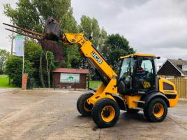 JCB TM220 TURBO TELEHANDLER * ONLY 2278 HOURS * C/W JOYSTICK CONTROL