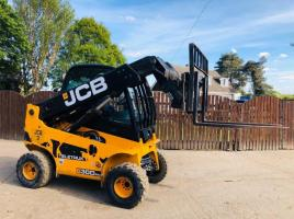 JCB TLT30D 4WD TELETRUCK YEAR 2010  C/W SIDE SHIFT * PLEASE SEE VIDEO *