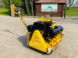 BOMAG BW65S-2 DOUBLE DRUM PEDESTRIAN ROLLER * YEAR 2008 * C/W ELECTRIC START