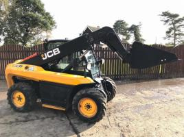 JCB 515-40 TELEHANDLER ( YEAR 2012 ) ** ONLY 2681 HOURS ** PLEASE SEE VIDEO