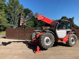 MANITOU MT1030 TELEHANDLER ( YEAR 2007 ) ( PLEASE SEE VIDEO )