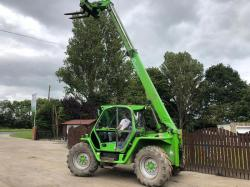 MERLO P40.7 TURBO TELEHANDLER ( YEAR 2011