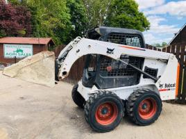 BOBCAT S450 SKIDSTEER * YEAR 2016 * PLEASE SEE VIDEO *