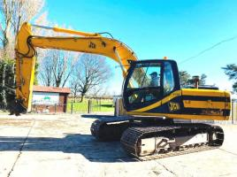 JCB JS160LC TRACKED EXCAVATOR C/W QUICK HITCH