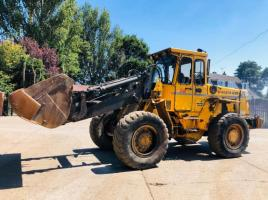 VOLVO BM L70 LOADING SHOVEL C/W FINGER TIP CONTROLS