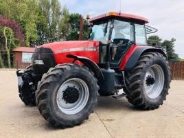 CASE MXM190 4WD TRACTOR C/W FRONT LINKAGE & PTO
