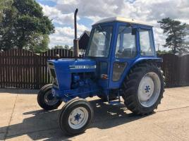 FORD 4600 2WD TRACTOR ( ROAD REGISTERED )