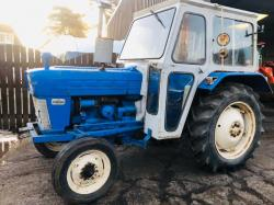 FORD 2000 TRACTOR