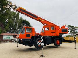 TADANO AR-250E ROUGH TERRIAN MOBILE CRANE C/W SWING AWAY JIB