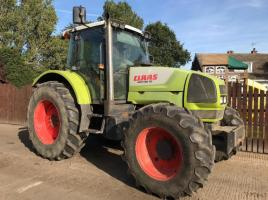 CLAAS ARES 816 RZ 4WD TRACTOR ( YEAR 2005 )