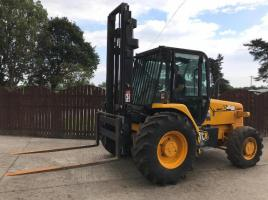 JCB 926 ROUGH TERRIAN 4WD FORKLIFT ( YEAR 2005 ) ( PLEASE SEE VIDEO )