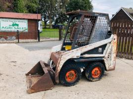 BOBCAT SKID STEER * SPARES OR REPAIRS *