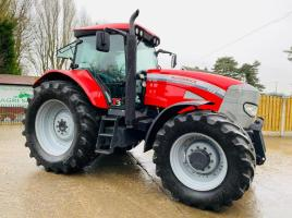 MCCORMICK TTX210 4WD TRACTOR * YEAR 2009 * C/W FRONT LINKAGE