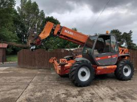 MANITOU MT 1233 MANISCOPIC TELEHANDLER ( PLEASE SEE VIDEO )
