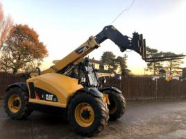 CAT TH336AG TURBO TELEHANDLER ( YEAR 2013 ) * PLEASE SEE VIDEO *