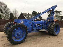 FORD 5000 WINCH TRACTOR 2 OF 2