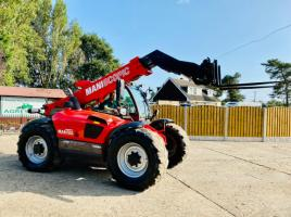MANITOU MLT634-120LSU TURBO TELEHANDLER * YEAR 2008 , AG SPEC ONLY 6352 HOURS *