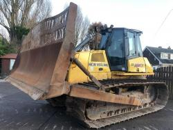 NEW HOLLAND D180LGP DOZER ( YEAR 2011 ) ** PLEASE SEE VIDEO **