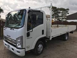 ISUZU N35.150 PICK UP C/W REAR CAGES ( YEAR 2008 )