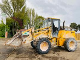 JCB 415 LOADING SHOVEL C/W BUCKET