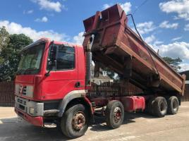 FODEN 385 3000 8 WHEEL DOUBLE DRIVE TIPPER WAGON