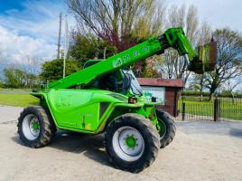 MERLO P34.7 PLUS TELEHANDLER * AG SPEC * C/W PICK UP HITCH