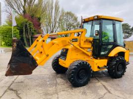 JCB 2CX AIR-MASTER DIGGER * YEAR 2008 *C/W FOUR IN ONE BUCKET