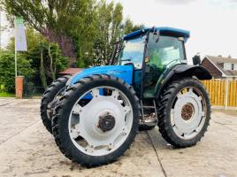 LANDINI POWER-FARM 105HC 4WD HIGH CLEARENCE TRACTOR * YEAR 2005 *