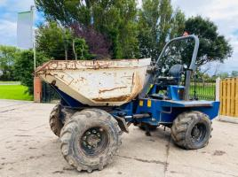 TEREX BENFORD 6TON SWIVEL TIP DUMPER * SPARE AND REPAIRES NO ENGINE *