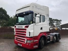 SCANIA R470 6X2 MANUAL TRACTOR UNIT ( YEAR 2006 )