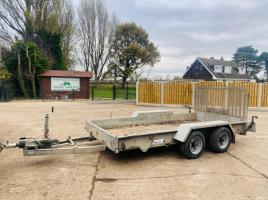 INDESPENSION V23 TWIN AXLE PLANT TRAILER