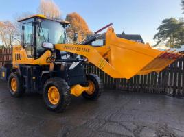 ** UNUSED POWER TECH 1540 LOADING SHOVEL ( YEAR 2019 ) ** SEE VIDEO