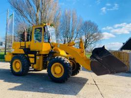 SEM ZL30F-1 4WD LOADING SHOVEL *ONLY 2256 HOURS , YEAR 2006* C/W BUCKET