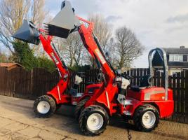 UNUSED HERACLE H180 FRONT LOADING SHOVEL YEAR 2019 * CHOICE OF TWO *